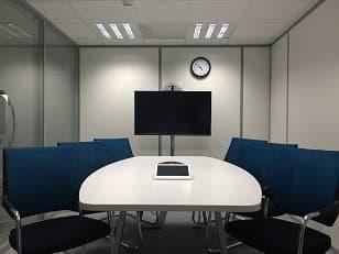 Sala de reuniones de una entidad sin animo de lucro